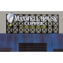 MILLER 4181 - NEON SIGN - MAXWELL HOUSE COFFEE