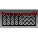 MILLER 5381 - NEON SIGN - FIRESTONE - LARGE