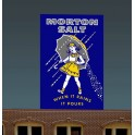 MILLER 6062 - NEON SIGN - MORTON SALT - SMALL