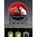 MILLER 8072 - NEON SIGN - RCA VICTOR - SMALL