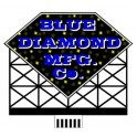 MILLER 8581 - NEON SIGN - BLUE DIAMOND MFG CO.