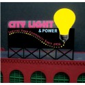 MILLER 9282 - NEON SIGN - CITY LIGHT - SMALL