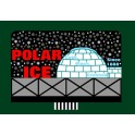 MILLER 9682 - NEON SIGN - POLAR ICE - SMALL