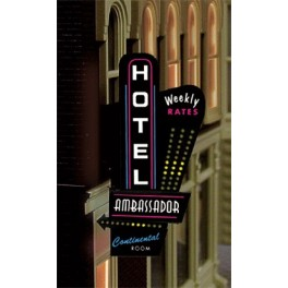 MILLER 68811-L - MULTI-GRAPHICS SIGN - LARGE LEFT - HOTELS AND MOTELS